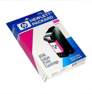 Hewlett Packard Print Cartridges Model Hp 51640m