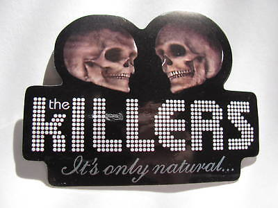the Killers Fams Town O Natural Amp Bike Board Sticker
