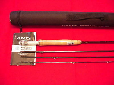Hardy/greys Grxi + Fly Rod 7 1/2ft 4 Line 4 Piece
