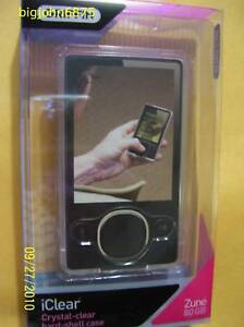 Griffin-iClear-Crystal-Clear-Hard-Case-for-ZUNE-80GB