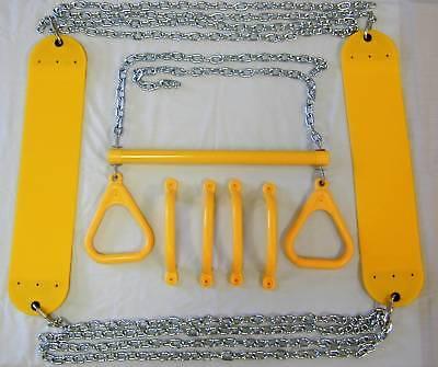playset belt swings,swing set swing kit,trapeze,playground a