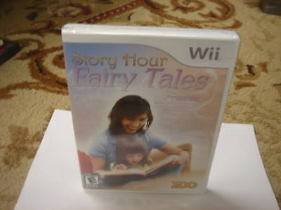 Story Hour Fairy Tales (wii)