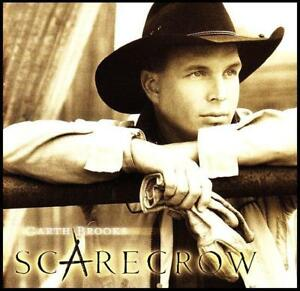 GARTH BROOKS - SCARECROW CD ~ TRISHA YEARWOOD~GEORGE JONES ~ COUNTRY MUSIC *NEW*