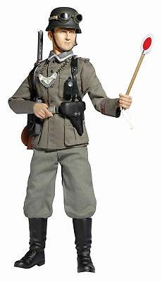 Dragon Models 1/6 Scale 12 Wwii German Soldier Feldgendarme Bruno Schott 70770