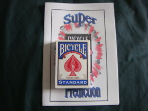 SUPER-PREDICTION-Bicycle-Deck-Close-Up-Card-Magic-Mentalism