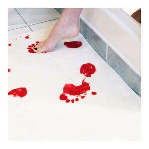 Blood Bath Shower Mat Horror Fans Unusual Gift
