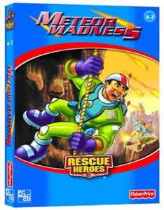 FISHER-PRICE-HEROES-METEOR-MADNESS-PC-CD-ROM-GAME-new