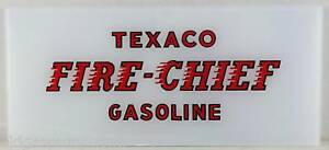 TEXACO-FIRE-CHIEF-GAS-PUMP-AD-GLASS-TOKHEIM-WAYNE