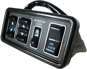 1984 1988 Toyota 4runner Electric Power Window Master