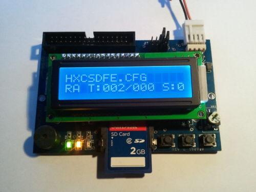 SD C - HXC Floppy Emulator  Rev C