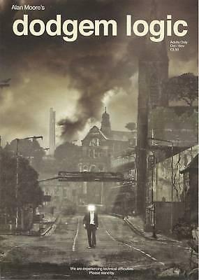 DODGEM LOGIC #6 by ALAN MOORE & co.