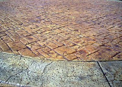 Medieval Cobble Concrete Stamp set 5pc
