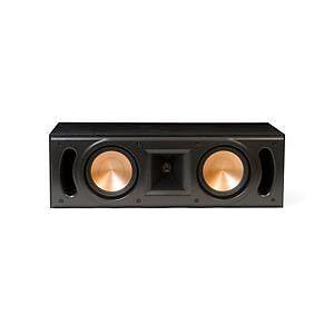 Klipsch-RC-52-II-Center-Channel-Speaker-Each-Black