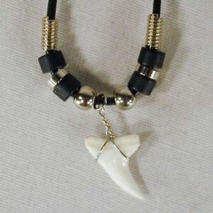 new-SHARK-TOOTH-NECKLACE-costume-jewelry-sharks-teeth