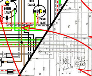 Land-Rover-IIA-61-70-Neg-2-25L-Diesel-Reg-Long-Stn-Wgn-COLOR-Wiring-Diagram-A3