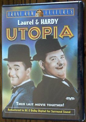 Utopia - Laurel & Hardy Comedy - Their Last Movie Together - Dvd