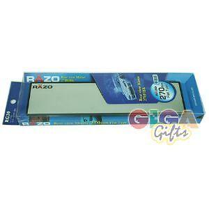 RAZO-270mm-Flat-Wide-Universal-Fit-Rear-View-Mirror