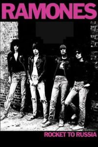 Ramones-Rocket-To-Russia-Maxi-Poster