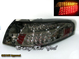 CARRERA 996 911 LED TAIL REAR LIGHT SMOKE for PORSCHE