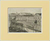Saluzzo. Quartiere Di Cavalleria. In Passepartout 1894 -  - ebay.it