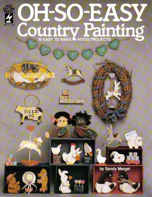 OH-SO-EASY COUNTRY PAINTING (Sandy Mergel)