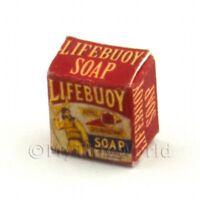 Antiguo Salvavidas Jabón Caja Miniatura Para Casa De Muñecas Paquete -  - ebay.es