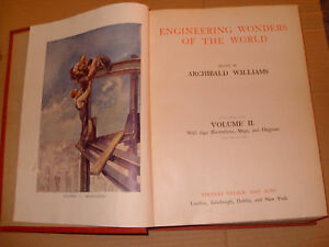 Engineering Wonders Of The World- A. Williams Vol:II