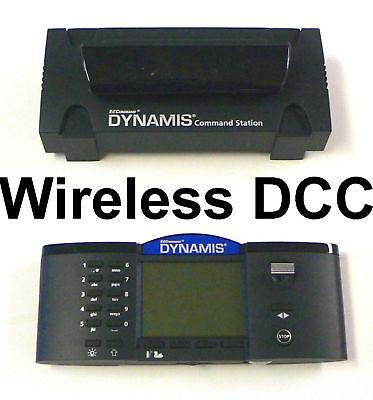 Ho Scale Model Railroad Trains Layout Bachmann Dynamis Wireless Dcc Controller