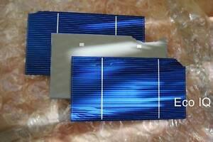 36 3x6 solar Panel cells 1.8W w med CHIP for DIY PANEL
