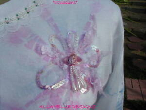 ExPloSioNs-BLING-Floral-tee-by-ALLAHBLUEDESIGNS
