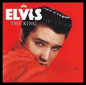 ELVIS-PRESLEY-2-CD-THE-KING-52-Trx-RNR-50s-GREATEST-HITS-BEST-OF-NEW