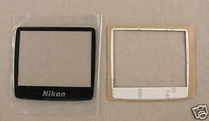 Nikon-D200-TFT-LCD-Window-Cover-Tape-GENUINE-PART-NEW