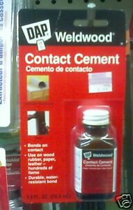 Details about Contact Glue for furniture and countertops - Laminate