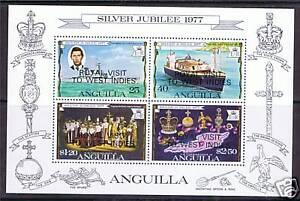 Anguilla-1977-Royal-Visit-ovpts-MS-SG-302-MNH
