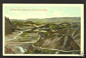 Border-Afghanistan-Pakistan-Lundi-Landi-Kotal-1914