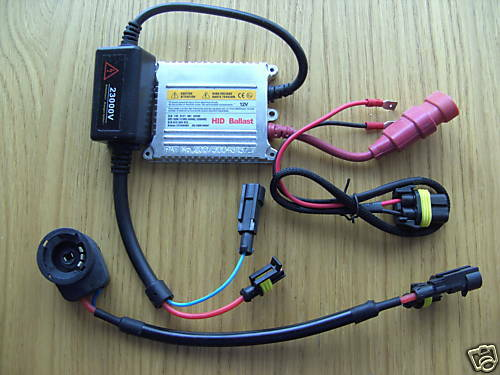 Factory Fitted Xenon Repair Ballast kit D2 For Lexus GS Toyota  Avensis