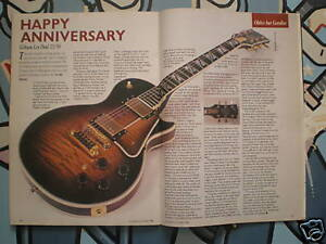 Gibson Les Paul 25/50 one of 100 Flame Tops 1978 NEW Old Stock