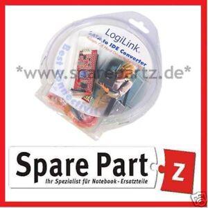Adapter-S-ATA-SATA-zu-IDE-ATAPI-PATA-inkl-Kabel-neu