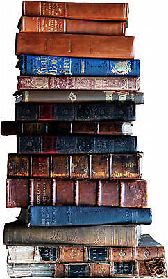 52 old books GERMANY History & Genealogy German Germans on Rummage