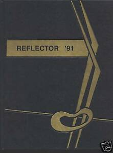 Flint MI GMI General Motors Insititute yearbook 1991