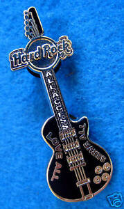 ALL-ACCESS-MEMBERSHIP-SILVER-GUITAR-Hard-Rock-Cafe-PINS