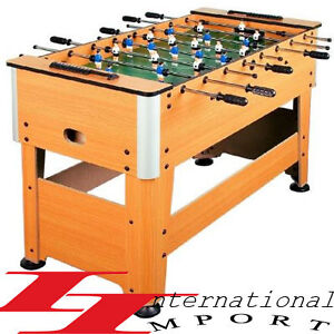 kicker babyfoot billard snooker baby foot table soccer ebay. Black Bedroom Furniture Sets. Home Design Ideas