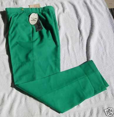 That's Me Ladies Size 9/10 Green Dress Pants $124