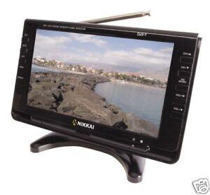 Nikkai-9-WideScreen-Digital-Colour-Portable-TV-Freeview-Black