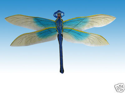 GORGEOUS! 3D Huge DRAGONFLY Kite fr. PATTAYA, Eye Catch on Rummage