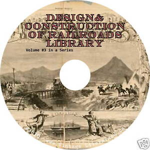 Railroad-Design-Construction-21-Vintage-R-R-Construction-Books-on-DVD