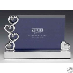 Wedding-Gift-Love-Hearts-Picture-Photo-Frame-NEW-11972