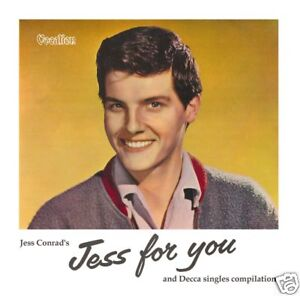 Jess Conrad - Jess for You 1960 Decca Joe Meek Vocalion