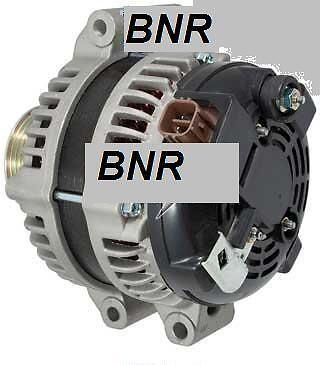 Honda Accord 200 Amp Civic Alternator 03 - 06 High Amp High Output Hd