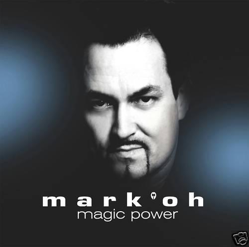 CD Mark Oh Magic Power